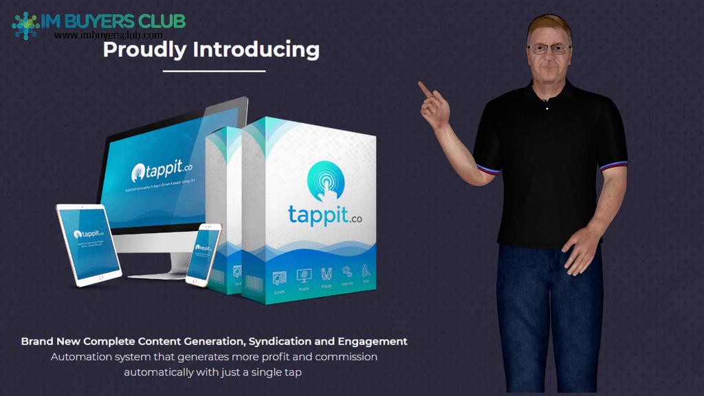 Tappit - Viral Cloud Content Sites