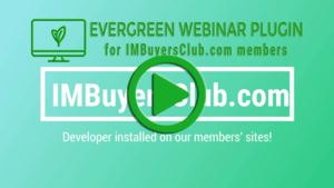 Evergreen Webinar Plugin