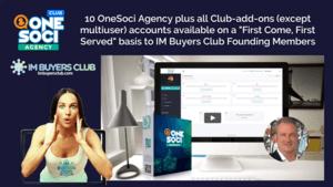 OneSociAgencyClub