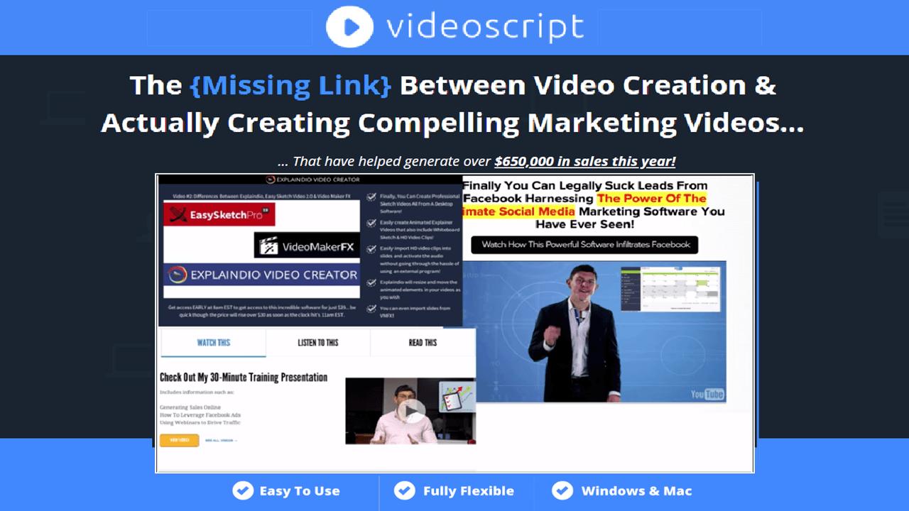 VideoScript thumbnail