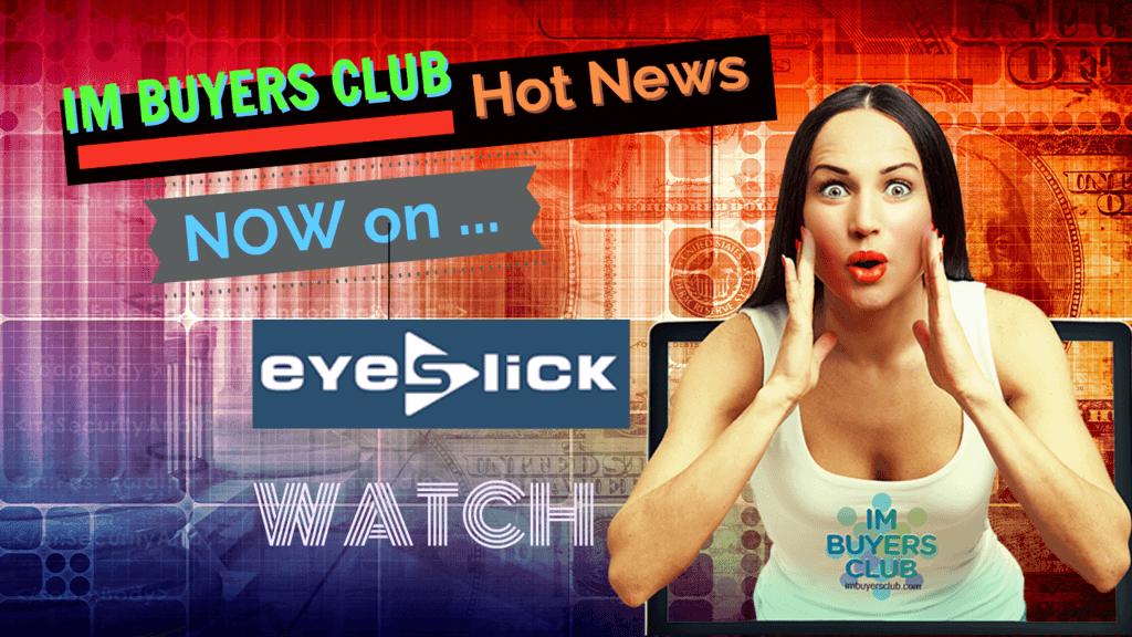 IM Buyers Club on eyeSlick