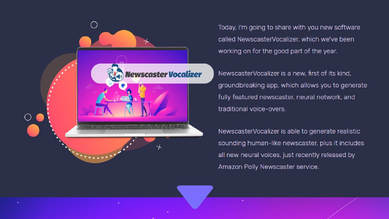NewscasterVocalizer thumb