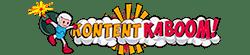 Kontent Kaboom logo