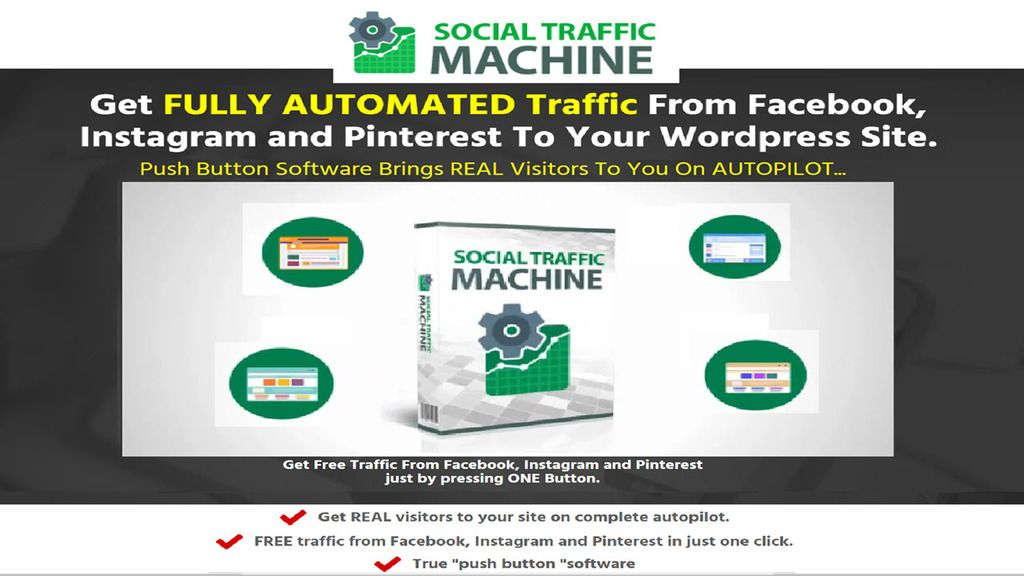 Social Traffic Machine