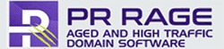 PR Rage logo