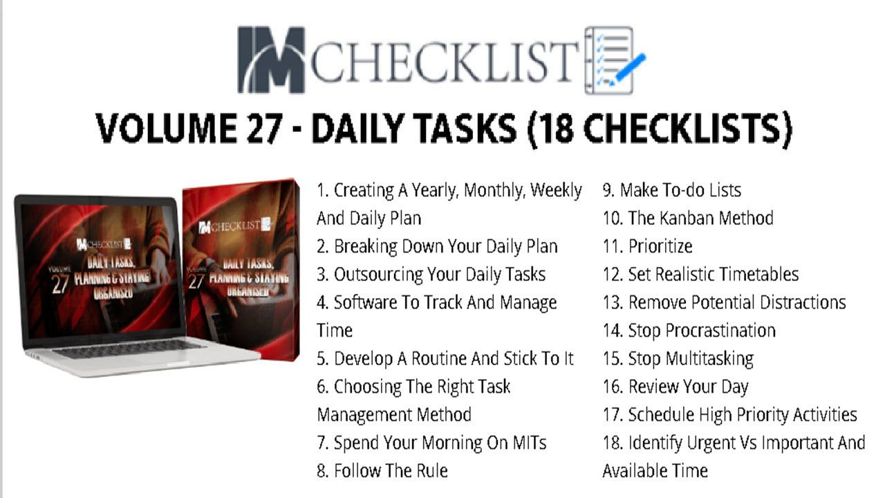 IMChecklist_27_Daily-tasks-and-planners