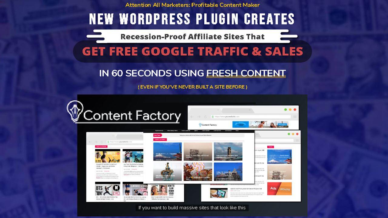 WP Content Factory thumb