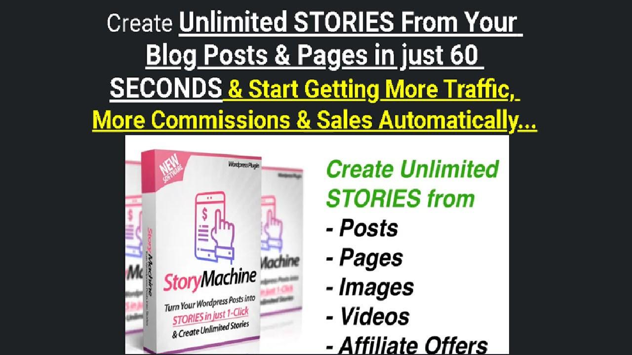 WP StoryMachine thumb